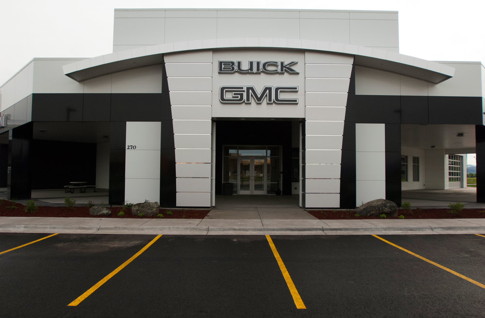 JC BILLION GMC BUICK