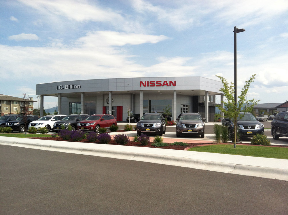 JC BILLION NISSAN