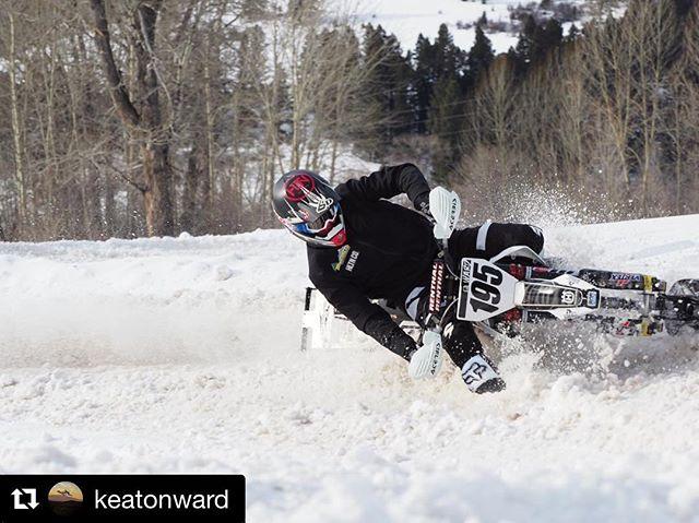 Good luck at @winter_xgames this weekend @keatonward! . . . . Repost @keatonward with @get_repost ・・・ Lean wit it  PC @bigbmontana