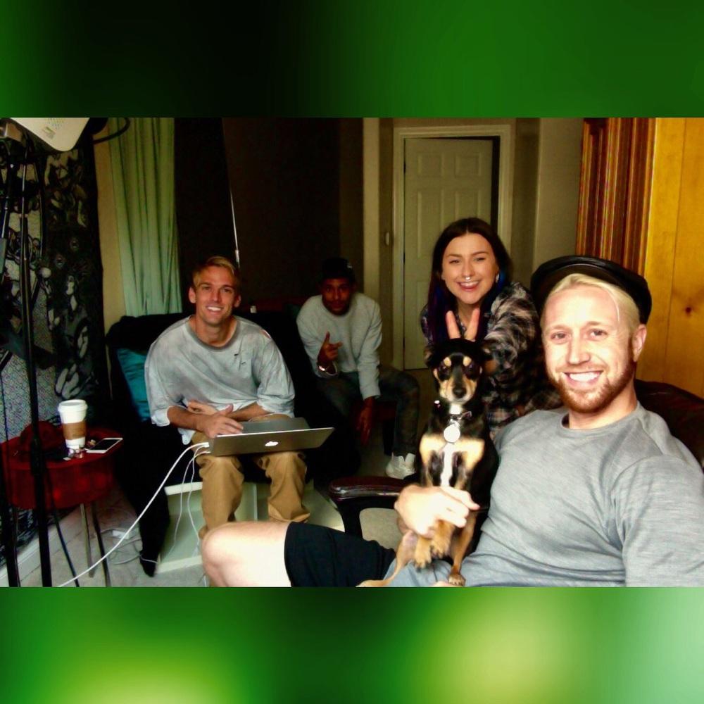 Jon Asher / Aaron Carter / Melanie Fontana / Lakestreet Louie