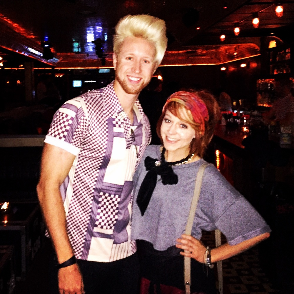 Jon Asher & Lindsey Stirling