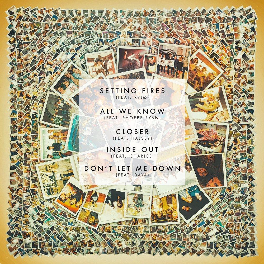 "Track 1: ""Setting Fires"" (feat. XYLØ) written by Jon Asher & Melanie Fontana"