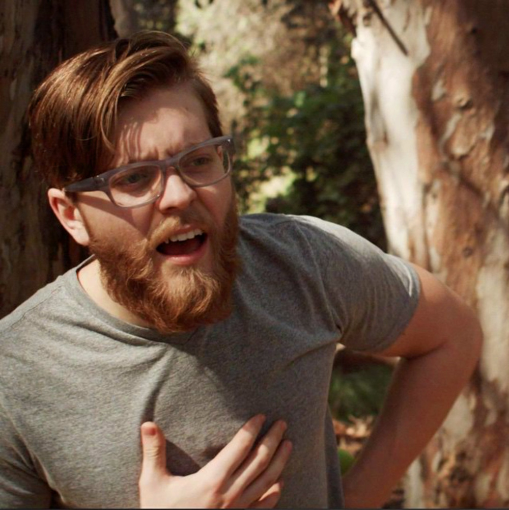 Cameron Miller-Desart (Simon Bennet /Chuck Bennet) can be seen in the shorts All Kinds of Time and Niels. A filmmaker himself, Cameron currently lives in Los Angeles, California where he practices his love both in front of and behind the camera. Also, this is a dude who plays twins.