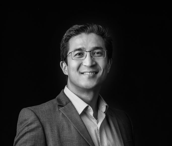 Rasu Shrestha    Chief Innovation Officer  UPMC