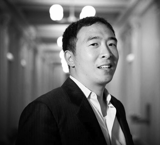 Andrew Yang    Founder  Venture for America