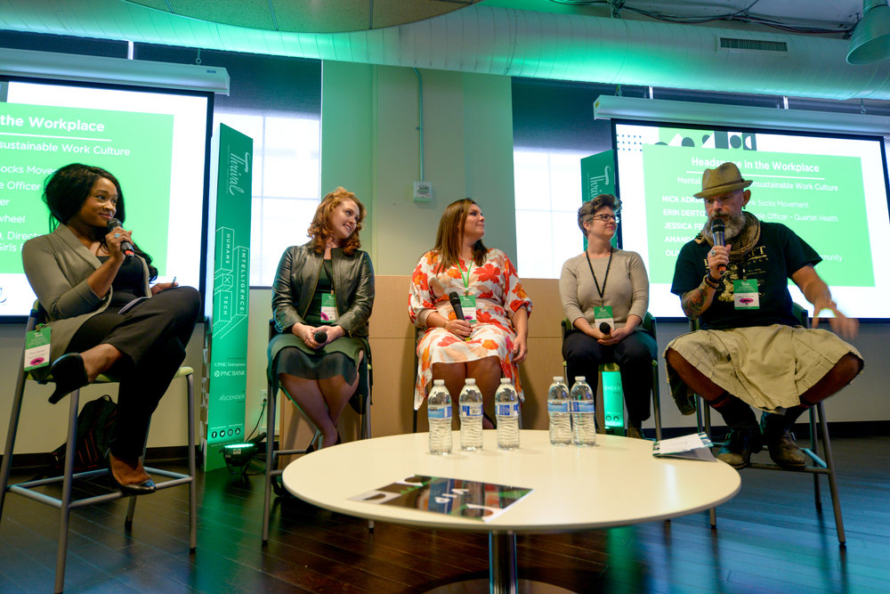 Headspace in the Workplacepanelists talk mental health amidst an unsustainable work culture.