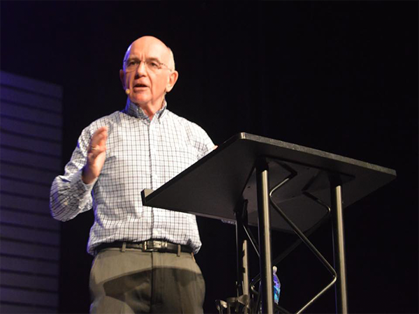 John King : Senior Leader @ Riverside Community Church
