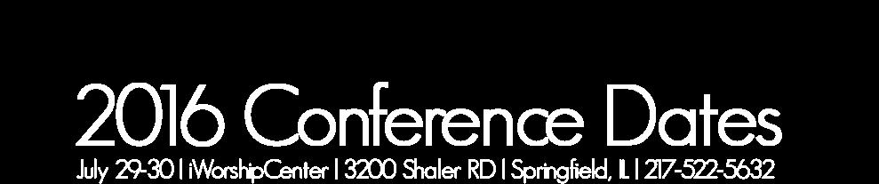 2016ConferenceDates.png