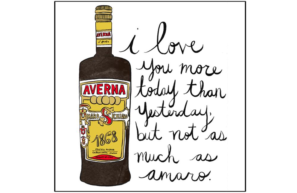 LOVE AMARO