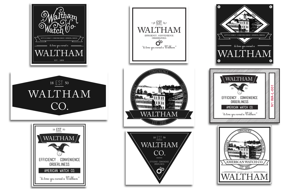 REDISCOVER WALTHAM