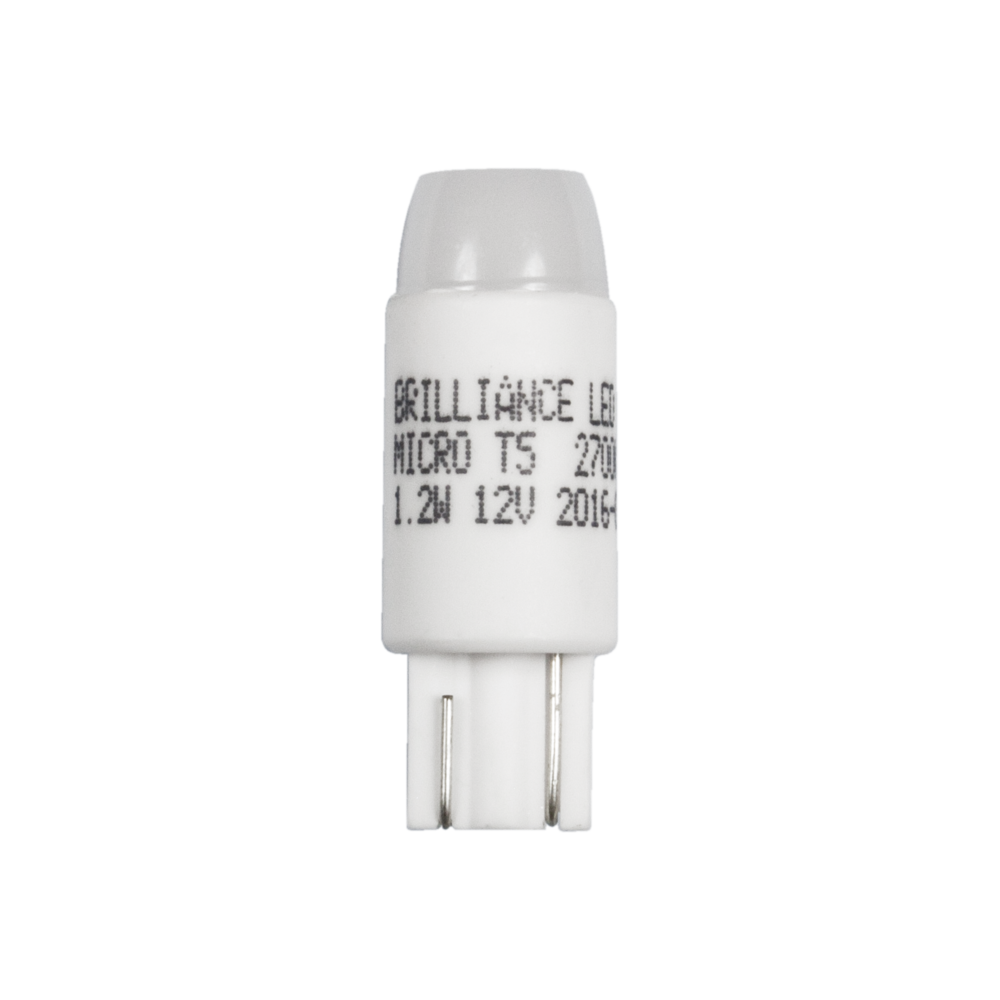 Micro T-5  Wattage: 1.2 Lumens: 100