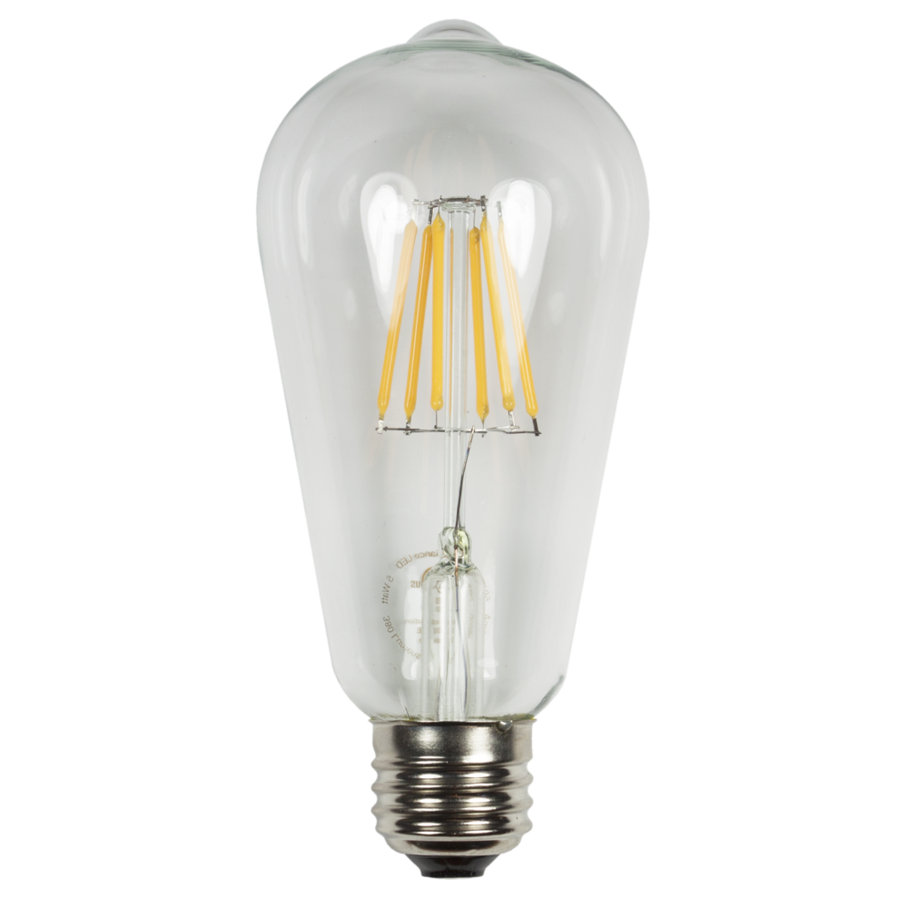 S-21 EDGE Filament Wattage: 5 Lumens: 380