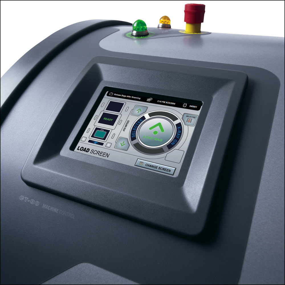 ct 80 machine control interface