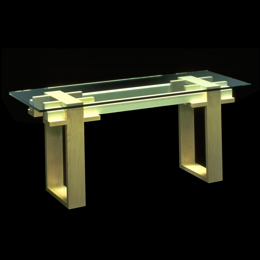 tenon table