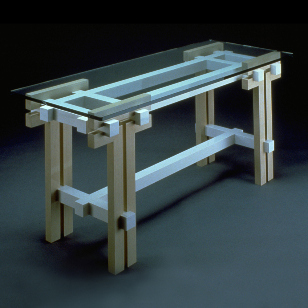 katzenberg console table