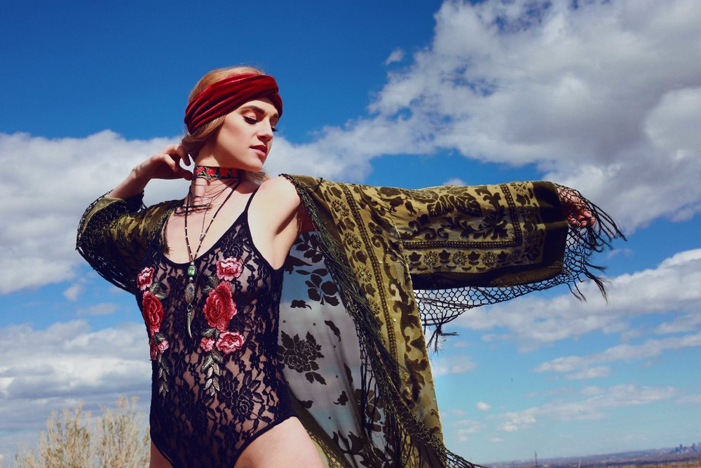 COLORADO GYPSY DREAMIN' - Photo Shoot Story shot by Alyssa Risley - IG @alyssarisley