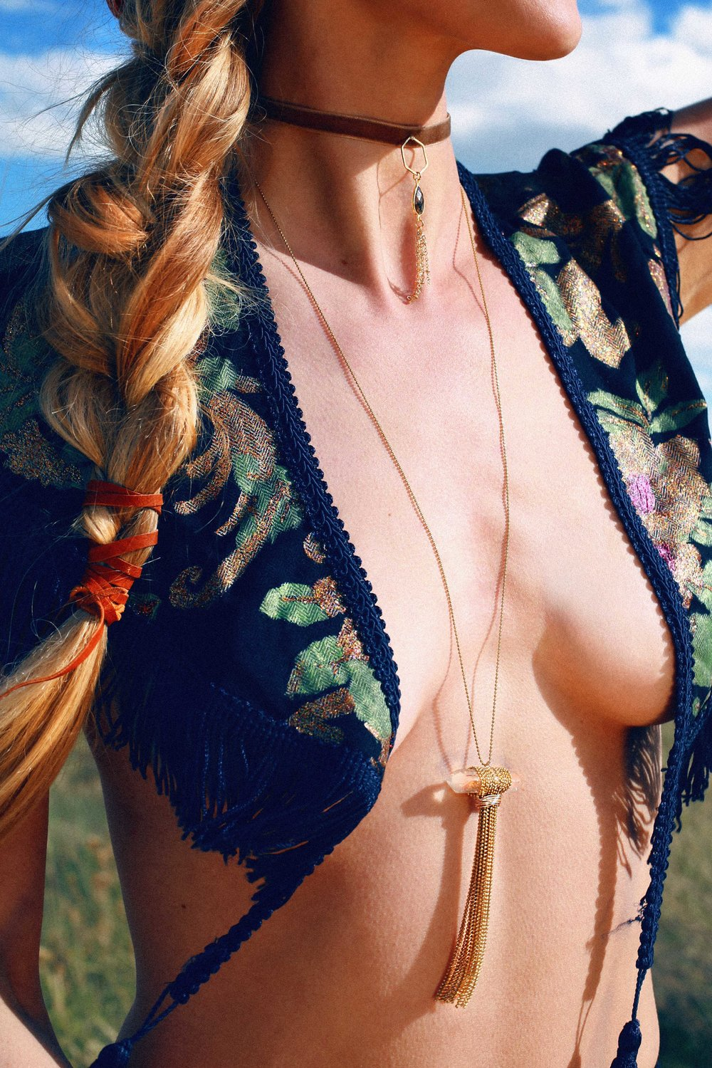 COLORADO GYPSY DREAMIN' - Photo Shoot Story shot by Alyssa Risley - IG @alyssarisley #JEWELRY