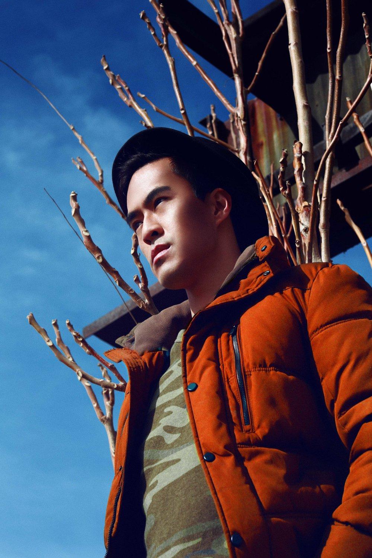 HOPPING TRAINS - Menswear Male Model Photo Shoot Fashion Story shot in Denver by Alyssa Risley - IG @alyssarisley