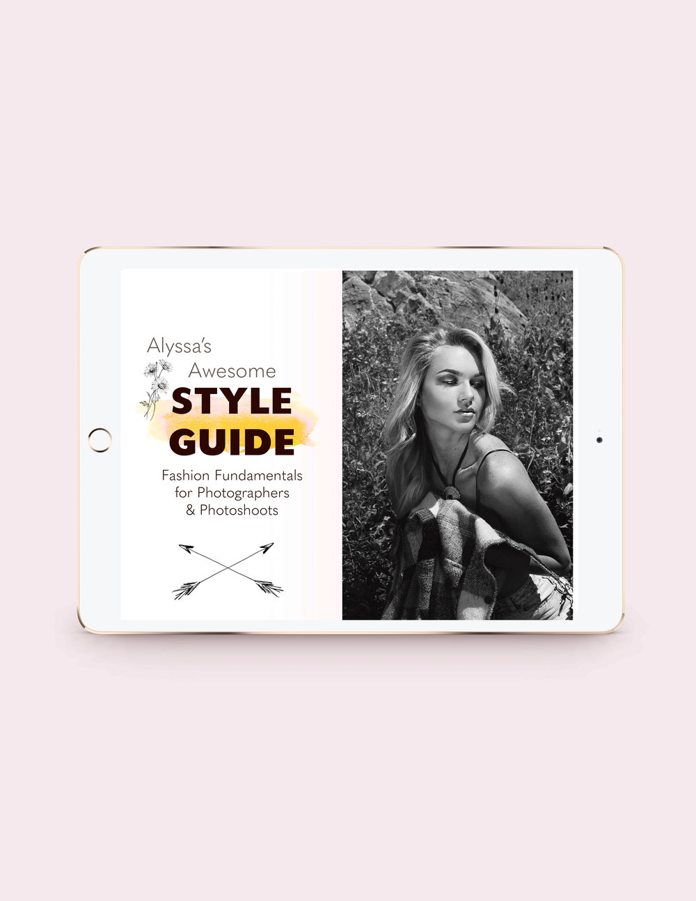 Alyssa's Awesome Style Guide - Fashion Styling for Photoshoots