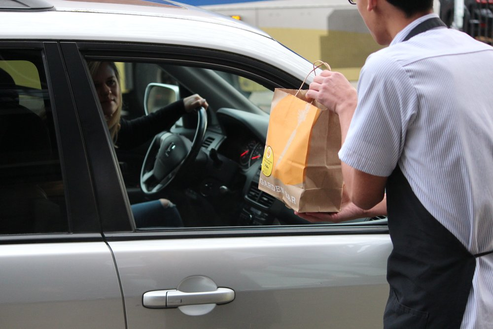 Using curbside to increase sales