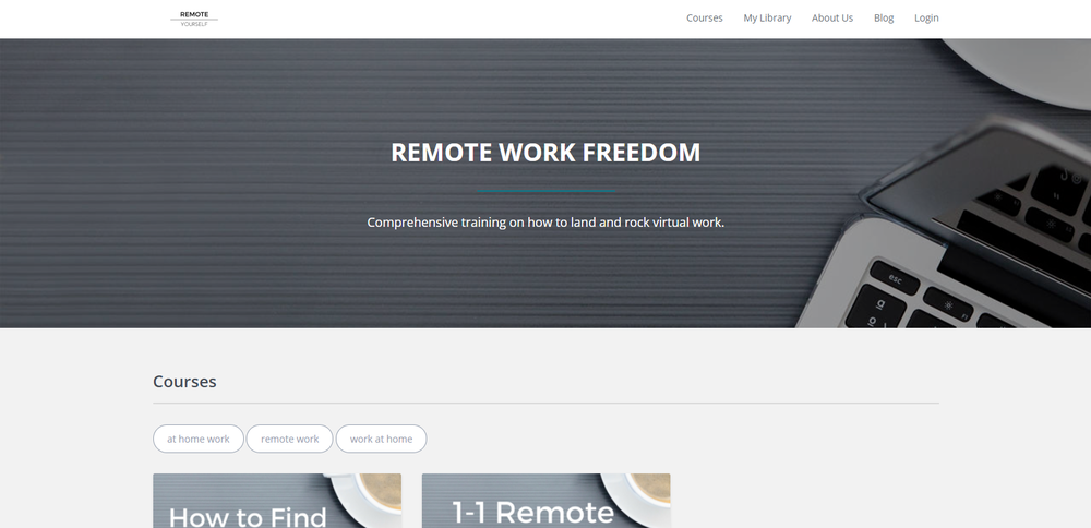 Deb is the owner of Remote Work Freedom, a site helping people find virtual work.