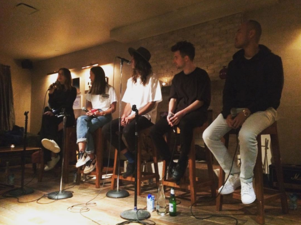 Take Care Panel @ Soho House