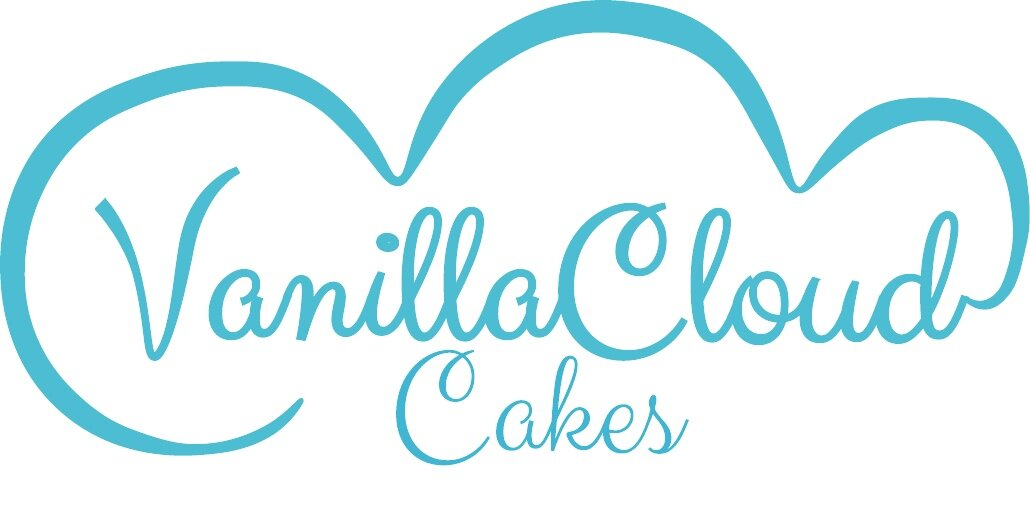 Vanilla Cloud Cakes