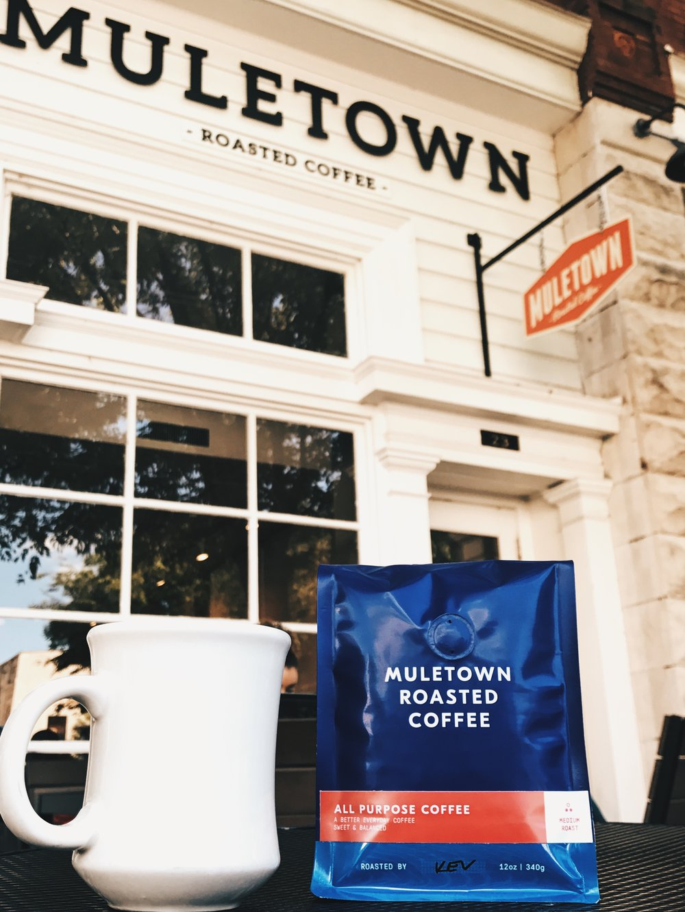 Muletown Coffee Tennessee