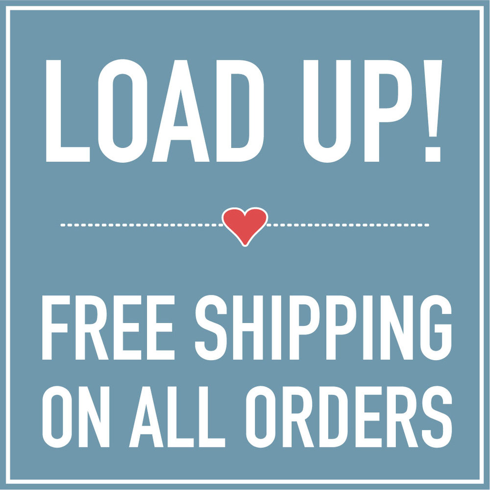 FREE SHIPPING from the Biscuit Love online store.