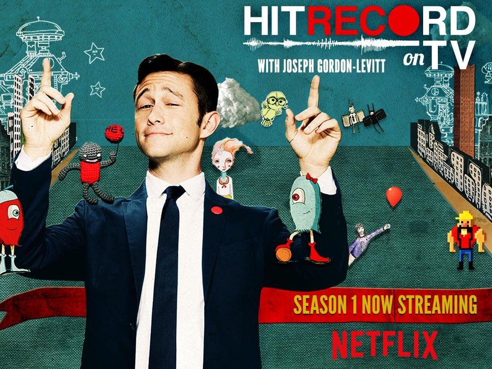 HITRECORD ON TV (PIVOT) - Emmy Award Winning, HITRECORD ON TV is a new kind of variety show on Pivot TV. Join host Joseph Gordon-Levitt as he directs a global online community of artists to create eight episodes of television--all made collaboratively. Each installment focuses on a different theme and features short films, live performances, music, animation, conversation, and more! Check out HITRECORD ON TV  Season 1 & Season 2 on Netflix, YouTube, and Pivot TV.