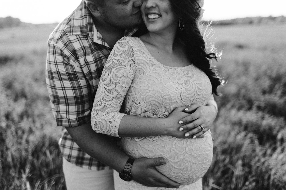 Matt & Amber April 30, 2017 Expecting Evelyn