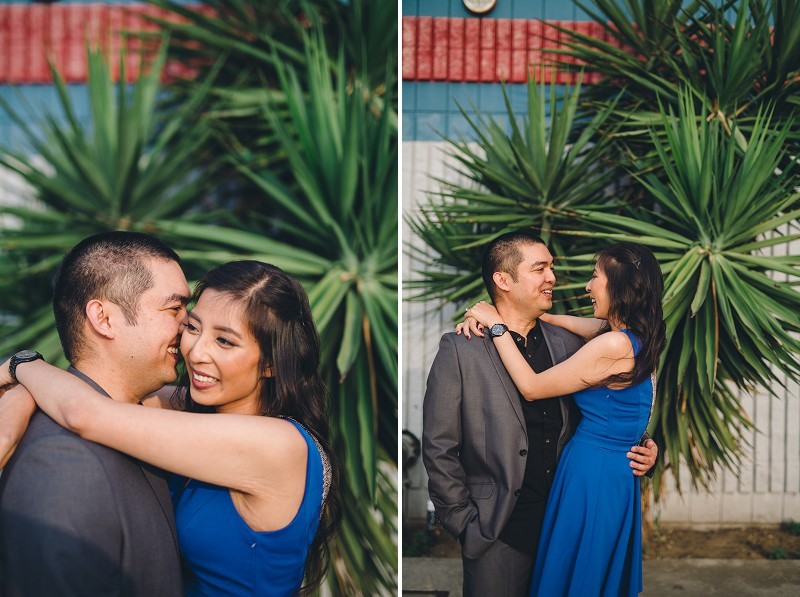 LA Arts District Engagement Session