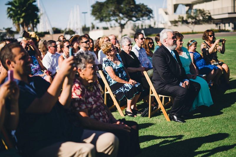 Harbor Island San Diego Wedding