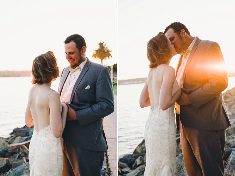 Harbor Island San Diego Wedding