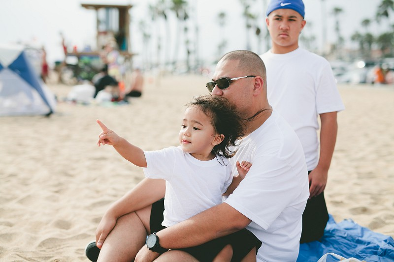 Newport Beach Family Session