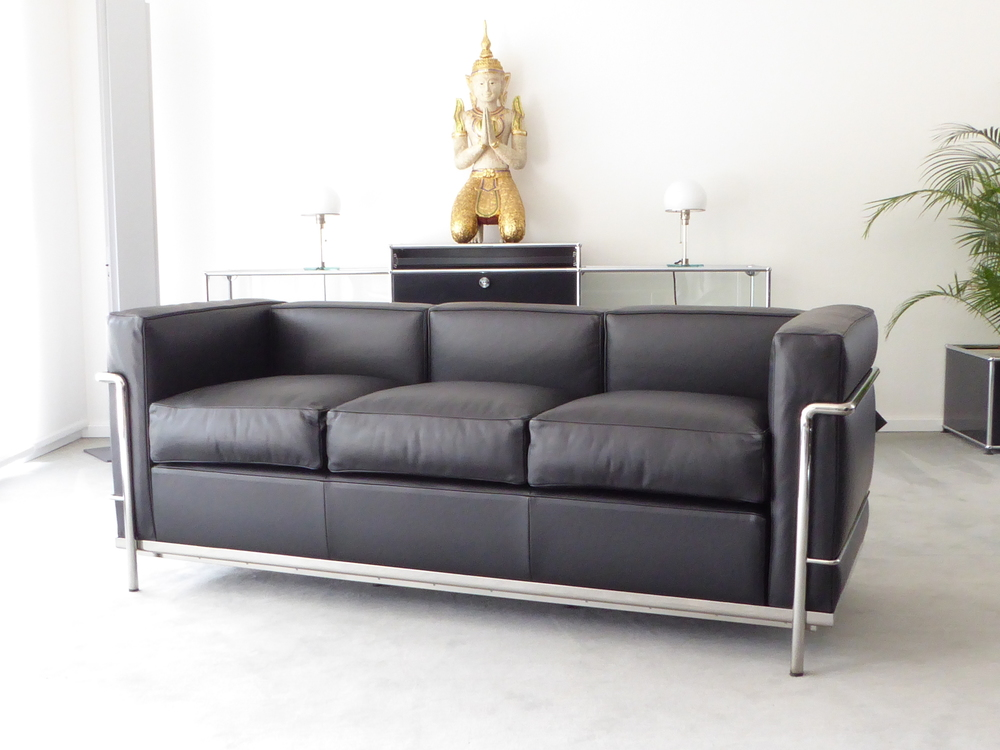 sofa 3 sitzer leder beautiful sofa sitzer leder mode auf. Black Bedroom Furniture Sets. Home Design Ideas