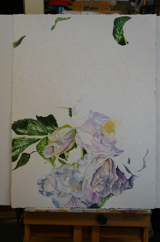 Work in Progress - Helen Shideler