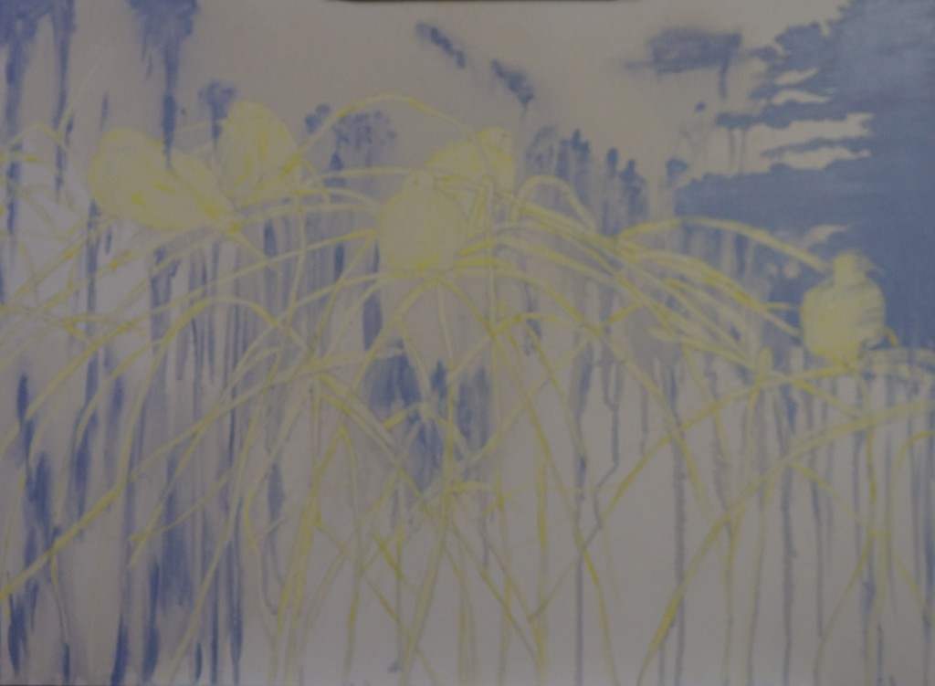 Helen Shideler- Birds of a Feather WIP