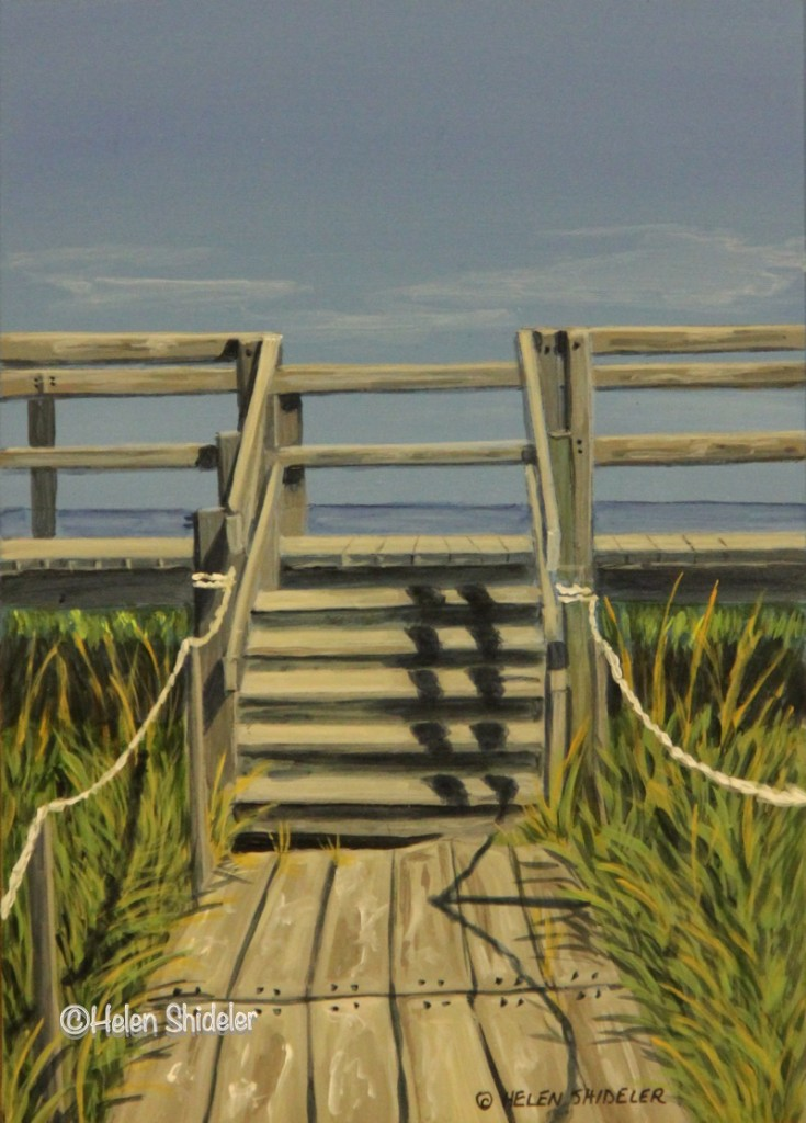 Bouctouche Boardwalk