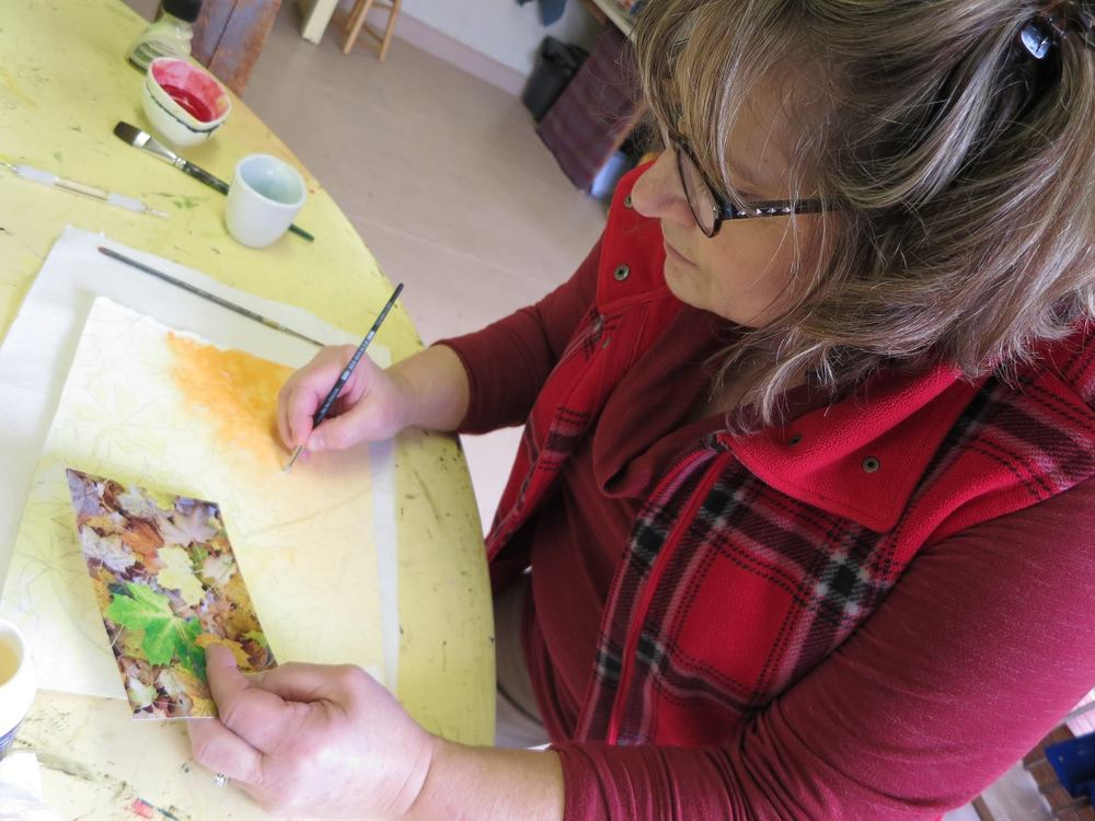 Helen Shideler Canadian artist