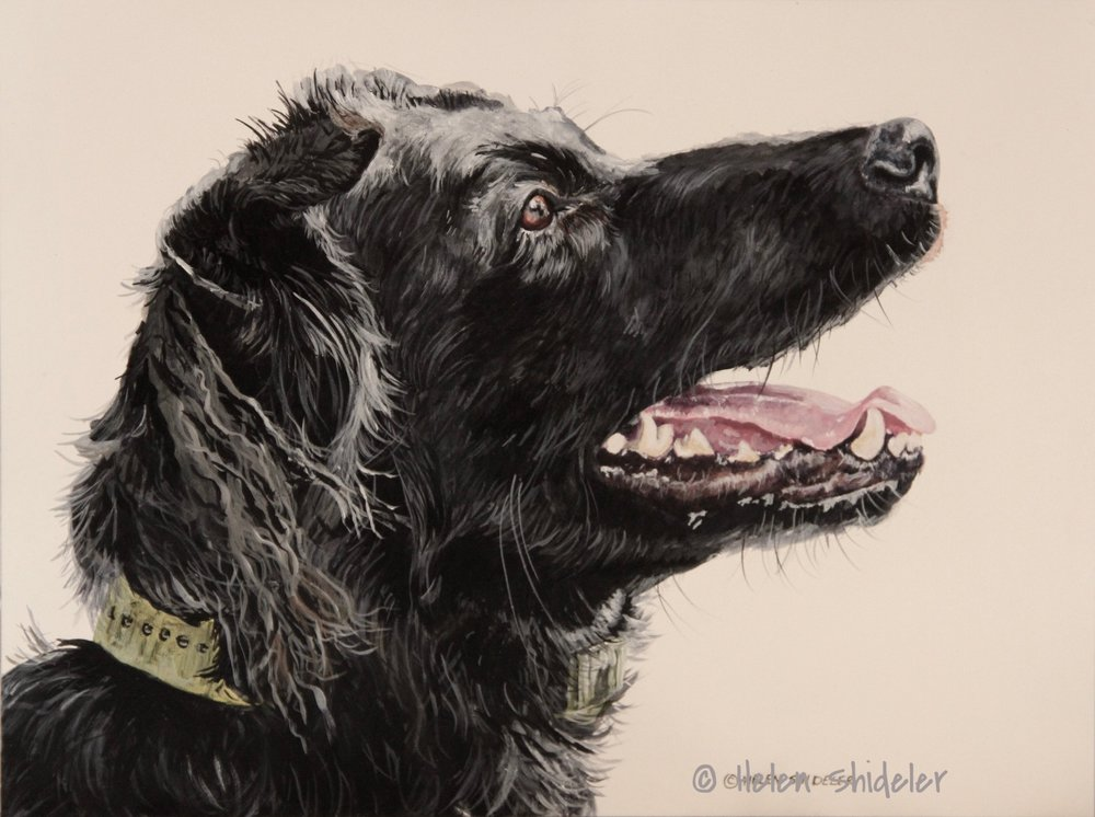Irish Anticipating by Helen Shideler