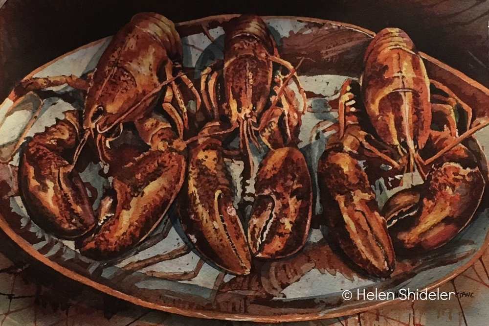 lobster_painting_by_Helen_Shideler.jpeg