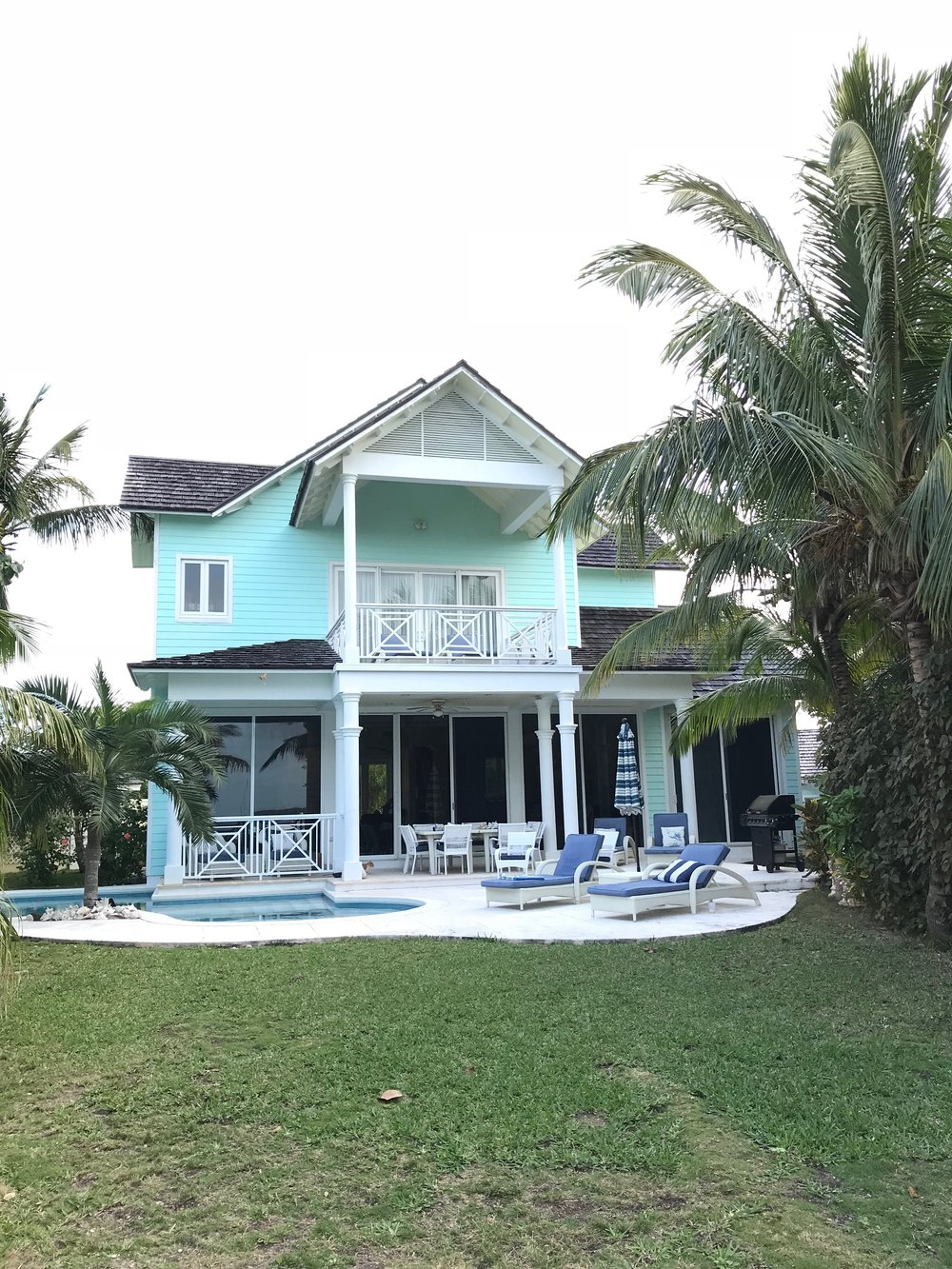 Seabreeze House Rental, Harbour Island, Bahamas