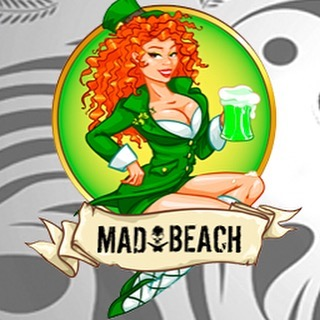 @madbeachcraftbrewingcompany join the staff at Mad Beach Brewery for some #stpaddysday shenanigans plus awesome #beer #livemusic #cornedbeef and more! 12945 Village Blvd Madeira Beach Fl.