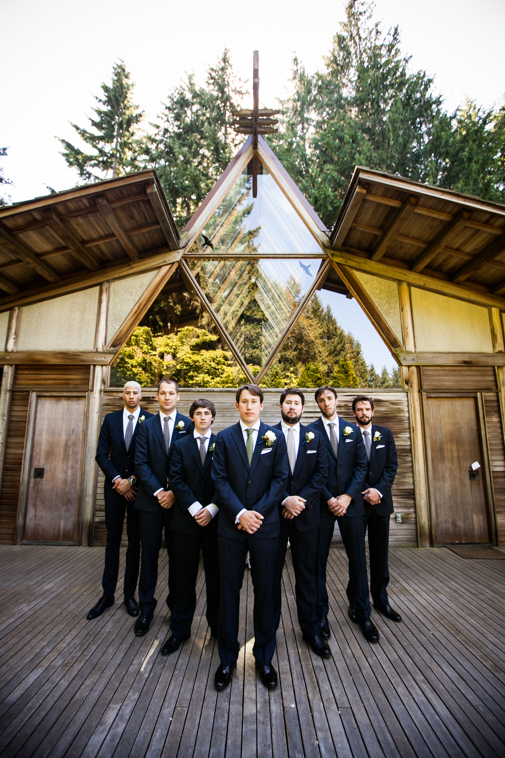 Bloedel Reserve Wedding | The Popes | Event Success