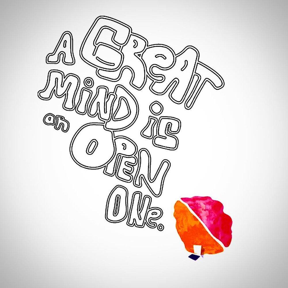 Is your brain door open?