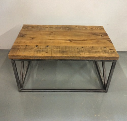 coffee table — old wood soul