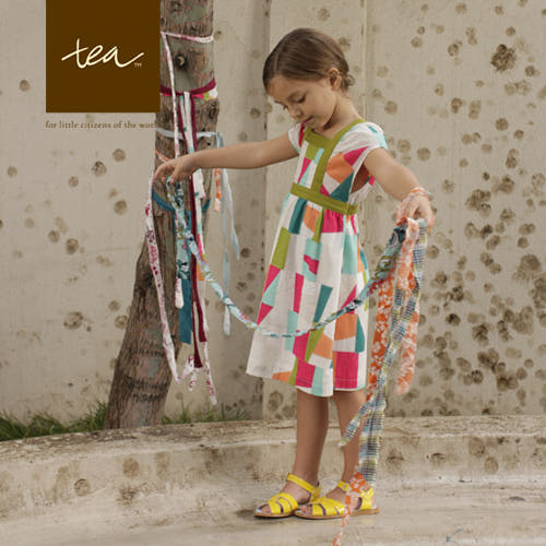 <h3>Tea Collection </h3>Adorable and comfy. Tea brings worldwide cultures and modern design to children's fashion.