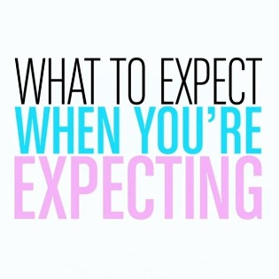 <h3>What To Expect</h3> They have a great weekly pregnancy tracker that follows you into your postpartum days. Some days I think they're mind readers!