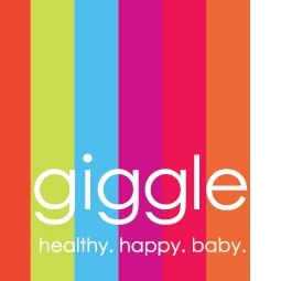 <h3>Giggle</h3> Cute newborn clothes and toys.